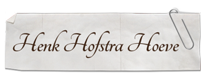 Henk Hofstra Hoeve